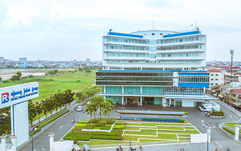 Caring for Cambodia - Royal Phnom Penh Hospital