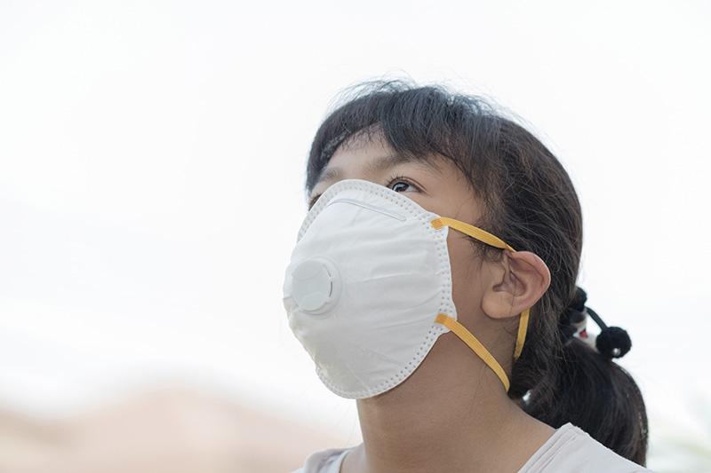 ฝุ่นพิษ, PM2.5, หน้ากากอนามัย, โรคปอด, โรคหัวใจ