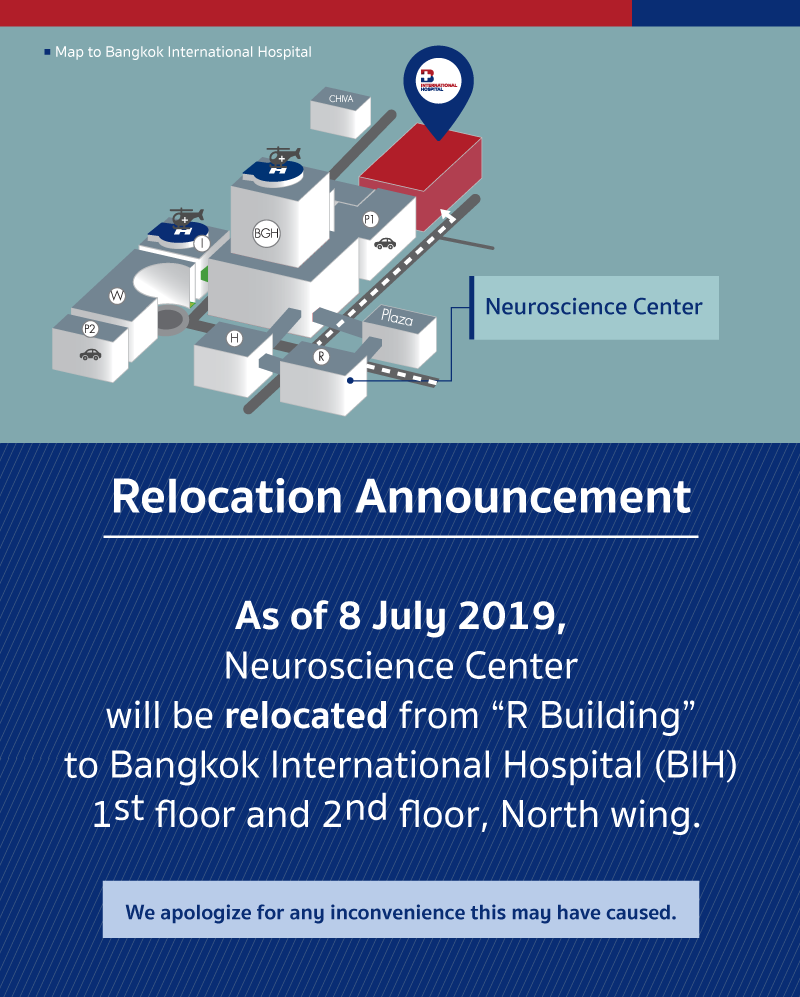 Relocation to BIH