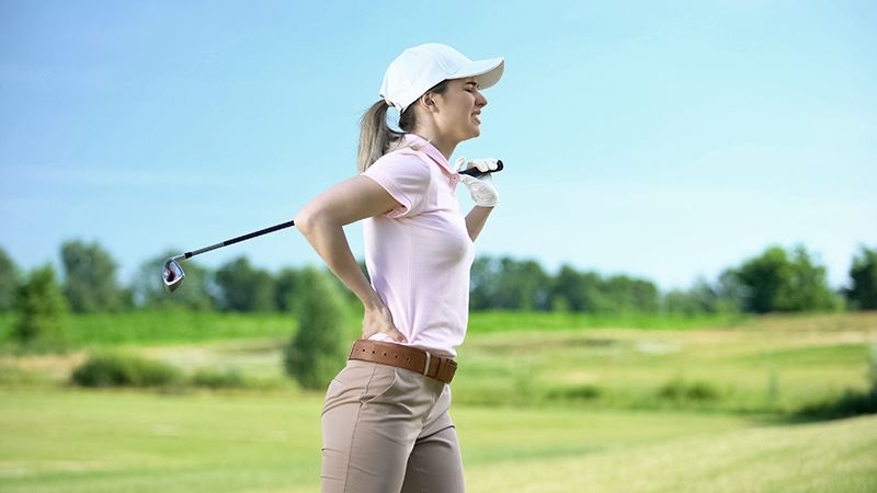 Golf injuries can be treated and perhaps preventable. | Bangkok Hospital